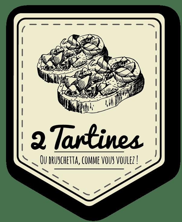 Deux tartines à déguster dans votre restaurant Le LOCAL à Saint-Égrève